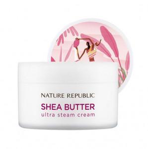 NATURE REPUBLIC Shea Butter Steam Cream 100ml