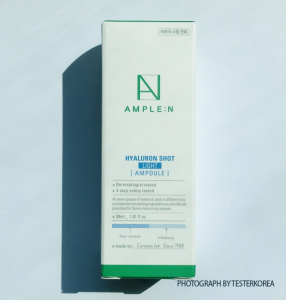 [SALE] AMPLE:N Hyaluron Shot Light Ampoule 30ml