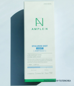 [SALE] AMPLE:N Hyaluron Shot Light Ampoule 100ml