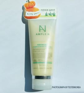 [SALE] AMPLE:N Purifying Shot Pumpkin Enzyme Peeling Gel 100ml