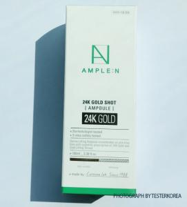 [SALE] AMPLE:N 24K Gold Shot Ampoule 100ml