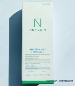 [SALE] AMPLE:N Hyaluron Shot Ampoule 100ml