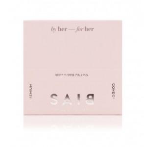 [R] SAIB Primium Condom Set (3PCx5 SET)