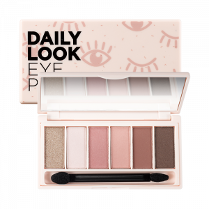 [R] VERITE Daily Look Eye Palette 1.5g*6