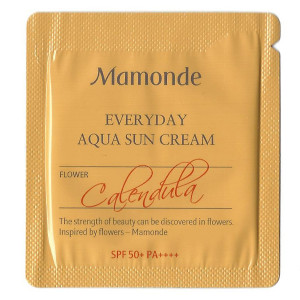 [S] MAMONDE Everyday Aqua Sun Cream 1ml*10ea