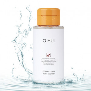 OHUI Day Shield Perfect Sun Water Cleanser 300ml