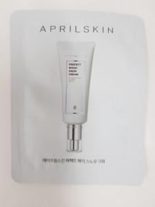 [S] April skin Perfect Magic Snow Cream sample 3ml x 3