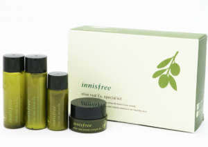[S] INNISFREE Olive Real Ex Special Kit
