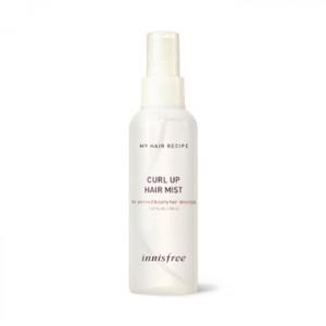INNISFREE My Hair Recipe Curl Up Hair Mist 150ml (For Wave Hair)