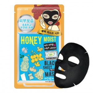 DEWYTREE Honey Moist Black Mask 30g*10ea
