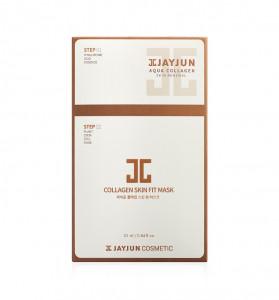 [SALE] JAYJUN Collagen Skin Fit Mask 25ml*10ea