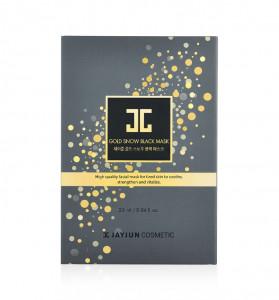 [SALE] JAYJUN Gold Snow Black Mask 25ml*5ea