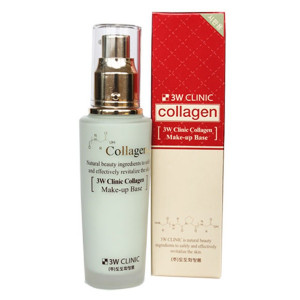 [SALE] 3W CLINIC Collagen Make-up Base 50ml