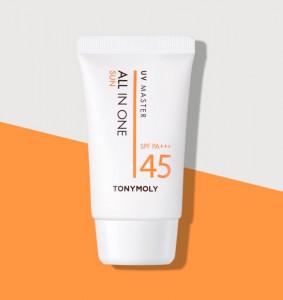 TONYMOLY UV Master All In One Sun SPF45 PA+++ 50ml