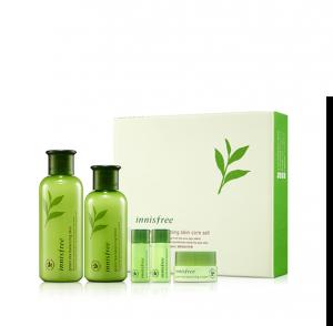 [35DC]INNISFREE Green Tea Balancing Special Skin Care Set