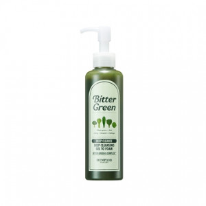 SKINFOOD Bitter Green Deep Cleansing Gel To Foam 200ml