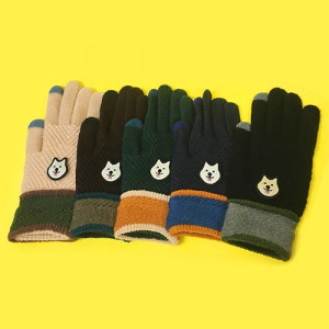 [W] THE SPRING HOME The Warmer Gloves : Puppy Edition 1ea