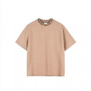 [W] DER ROHE NCT TEN Shirt Beige 1ea