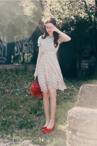 [W] MILKCOCOA Vintage Garden Dress 1ea