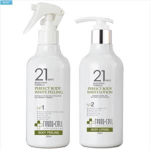 [W] ReyouCell 21days Perfect Body White Peeling & Lotion (250ml+250ml)