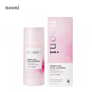 [W] NOONI Snow Flower Cleansing Stick 36g