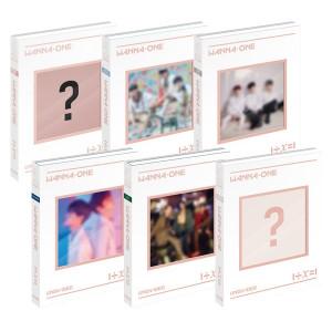 [W] Wanna One Undivided Album 1ea