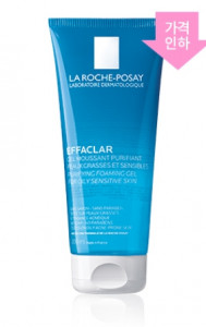 [W] LAROCHEPOSAY Effaclar Purifiying Foaming Gel 200ml