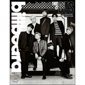 [W] BTS Billboard Cover 1ea