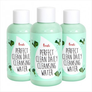 [W] PRRETI Perfect Clean Daily Cleansing Water 1+1+1