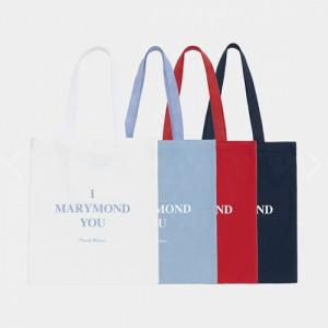 [W] Marymond Letter Eco Tote 1ea