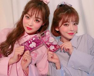 [W] CHUU LeeGong Pink Lesson IPhone Case 1ea
