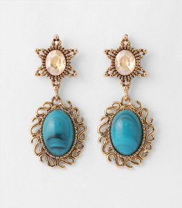 [W] JUDY AND PAUL Earrings 1set_E41898
