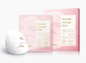 [W] CELDERMA Ninetalks Hydrogel Mask 4ea