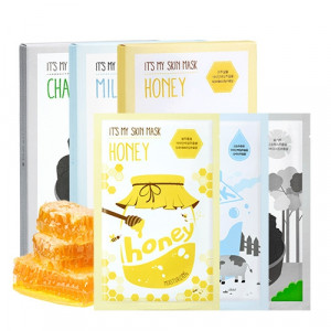 [W] IT'S MY SKIN Mask 10ea