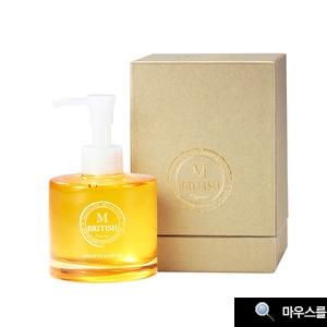 [R] British M Organics Annatto Hair Oil 140ml