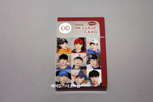 [S] EXO - High Quality Photo 30 Cards (1 Pack)