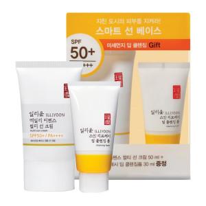 [W] ILLIYOON Daily Defense Multi Sun Cream 50ml