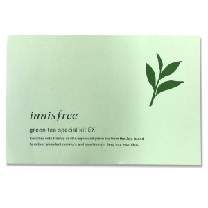 [S] INNISFREE Green Tea Special Kit EX