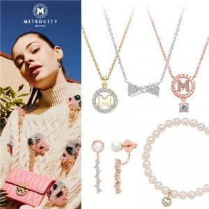 [W] Milano Necklace Option 6-0806mpnY 1ea