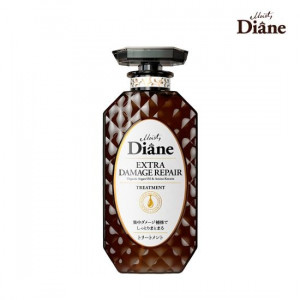 [W] DIANE Perfect Beauty Extra Damage Repair Treatment 450ml