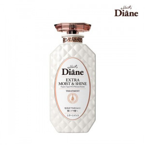 [W] DIANE Perfect Beauty Extra Moist & Shine Treatment 450ml