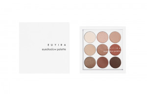 [W] EUYIRA Natural Brown Nine Eyeshadow 1set
