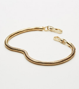 [W] MUTEMUSE Hand Gold Chain 1ea