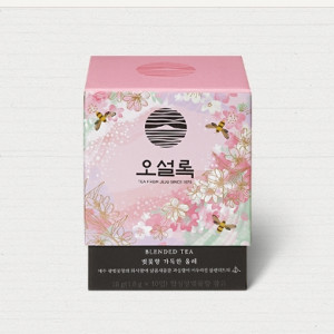[R] OSULLOC Cherry Tea 1.8g*20ea