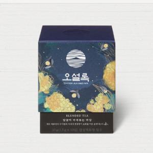 [W] OSULLOC Moon Flower 10ea