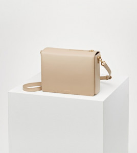 [W] MUTEMUSE AMUSE Bag (Beige) 1ea