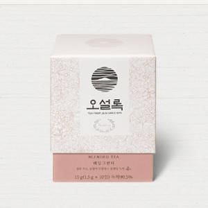 [W] OSULLOC Wedding Green Tea 10ea