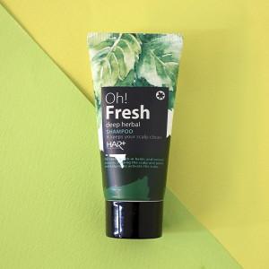 [W] HAIR PLUS Oh Fresh Shampoo 50ml