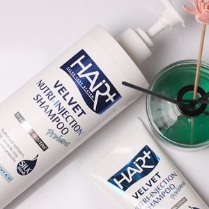 [W] Hair+ Nutri Injection Shampoo 1000ml