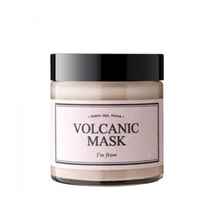 [W] Aida K's request(IM FROM Volcanic Mask 110g, Duft&Doft Black Therapy Customized Refining Mask 1ea)